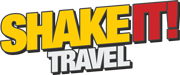 SHAKE IT! Travel Logo